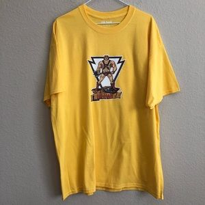 Vintage He-Man Iron-On On New T-Shirt NWT